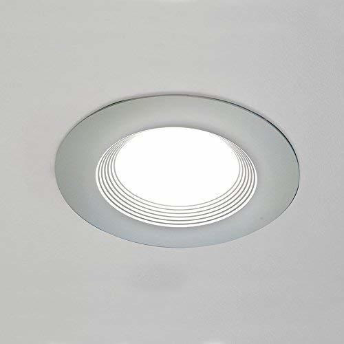 Focos LED empotrables de techo