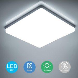 Plafones LED Cuadrados