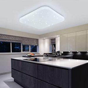 Plafones LED para cocinas