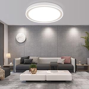 Plafones LED salón